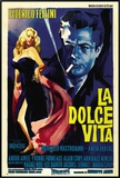 La Dolce Vita Framed Canvas Print