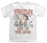 Youth: Peanuts - Fresh Hood Peanuts T-shirts
