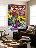 Det mørke regime: Arven efter Gnomen, omslag til særudgave: Edderkoppen i kamp, på engelsk Plakater af John Romita Sr.