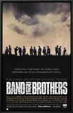 Band of Brothers Framed Canvas Print