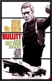 Bullitt Framed Canvas Print
