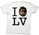 The Hangover - I Heart LV Shirts