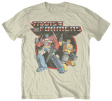 Transformers - 80&#39;s Best T-shirts