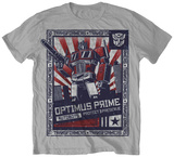 Transformers - Optimum T-Shirt