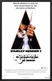 A Clockwork Orange Framed Canvas Print