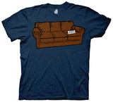 The Big Bang Theory- That's my Spot Camisetas