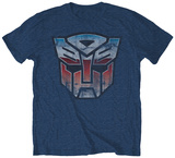 Transformers - Vintage Autobot Shirt