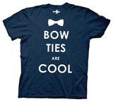 Dr. Who - Bow Ties Are Cool T-shirts