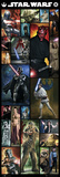 Star Wars-Compilation Prints