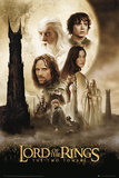 Lord of the Rings-Two Toweres Plakát