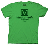 How I Met Your Mother - MacLarens Pub (Slim Fit) T-shirts