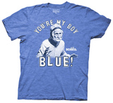 Old School - You're My Boy Blue T-Shirt