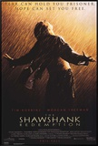 The Shawshank Redemption Framed Canvas Print