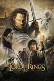 Lord of the Rings-Return of the King Kunstdrucke