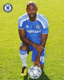 Chelsea-Anelka Head Shot 11/12 Photo