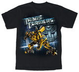 Youth: Transformers - Action Bee T-Shirt