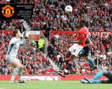 Manchester United-8 Goals Welbeck Photo