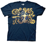Dr. Who - Van Gogh The Pandoric Opens T-Shirts