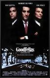 Goodfellas Framed Canvas Print