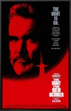 The Hunt for Red October Framed Canvas Print