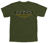 Youth: General Motors - GTO Retro Shirts