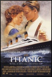 Titanic Framed Canvas Print
