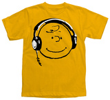 Youth: Peanuts - Rock Out T-Shirt