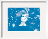 Jackie Kennedy II In Colour Framed Photographic Print