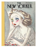 The New Yorker Cover - March 18, 1939 Giclée-vedos tekijänä Barbara Shermund