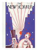 The New Yorker Cover - March 6, 1926 Premium Giclee Print by Stanley W. Reynolds