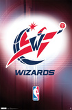 Wizards Logo 2011 Poster