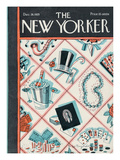 The New Yorker Cover - December 26, 1925 Regular Giclee Print by Stanley W. Reynolds