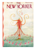 The New Yorker Cover - May 3, 1930 Premium Giclee Print by Rose Silver