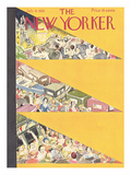The New Yorker Cover - July 9, 1932 Regular Giclee Print by Virginia Andrews