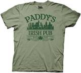 Always Sunny in Philadelphia - Paddy's Irish Pub Wasted T-shirts
