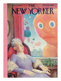 The New Yorker Cover - November 24, 1934 Regular Giclee Print by William Cotton