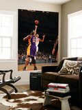 New York Knicks v Los Angeles Lakers, New York, NY, Feb 10: Jeremy Lin, Andrew Bynum Wall Mural