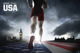 London 2012 Olympics - Team USA Posters