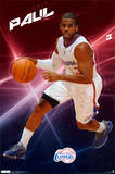 Clippers - C Paul 2011 Posters