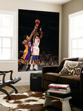New York Knicks v Los Angeles Lakers, New York, NY, Feb 10: Bill Walker, Matt Barnes Wall Mural