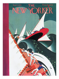 The New Yorker Cover - September 5, 1931 Premium Giclee Print by Theodore G. Haupt
