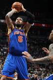 New York Knicks v Minneapolis Timberwolves, Minneapolis, MN, Feb 11: Tyson Chandler Photographic Print by David Sherman
