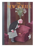 The New Yorker Cover - March 23, 1940 Regular Giclee Print by William Cotton