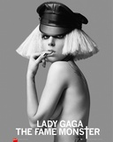 Lady Gaga-Topless Poster