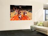New York Knicks v Los Angeles Lakers, New York, NY, Feb 10: Jeremy Lin, Pau Gasol, Andrew Bynum Wall Mural
