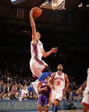 New York Knicks v Los Angeles Lakers, New York, NY, Feb 10: Jeremy Lin Photographic Print