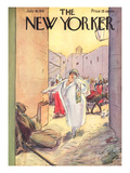 The New Yorker Cover - July 18, 1931 Premium Giclee Print by Helen E. Hokinson