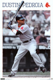 Red Sox - Dustin Pedroia 2012 Print