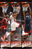 Heat - Team 2011 Posters