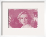 Marilyn Monroe X In Colour Framed Photographic Print